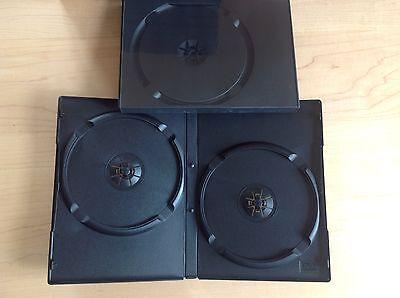 10 x Doppel DVD Leerhüllen neu und unbenutzt!!!!!