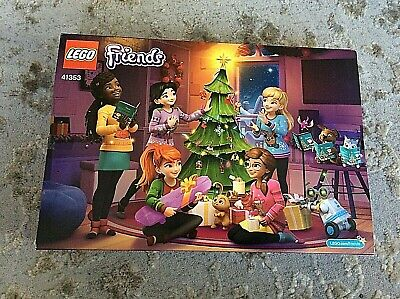 LEGO Friends Advent Calendar 41353 500 Pieces
