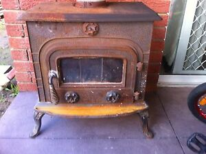 Pot belly wood heater Martin Gosnells Area Preview