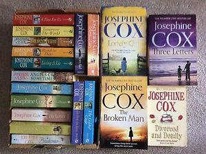 Josephine Cox Books Belleville Belleville Area image 1