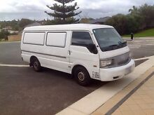 Mazda E2000 LWB Petrol 3 seater van for sale Hillarys Joondalup Area Preview