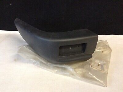 BRAND NEW GENUINE FORD FIESTA MK2 N/S REAR BUMPER CAP NOS