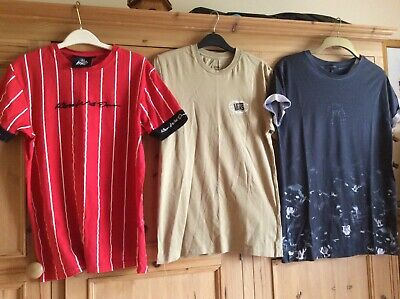 Mens T-Shirt Bundle Size Small