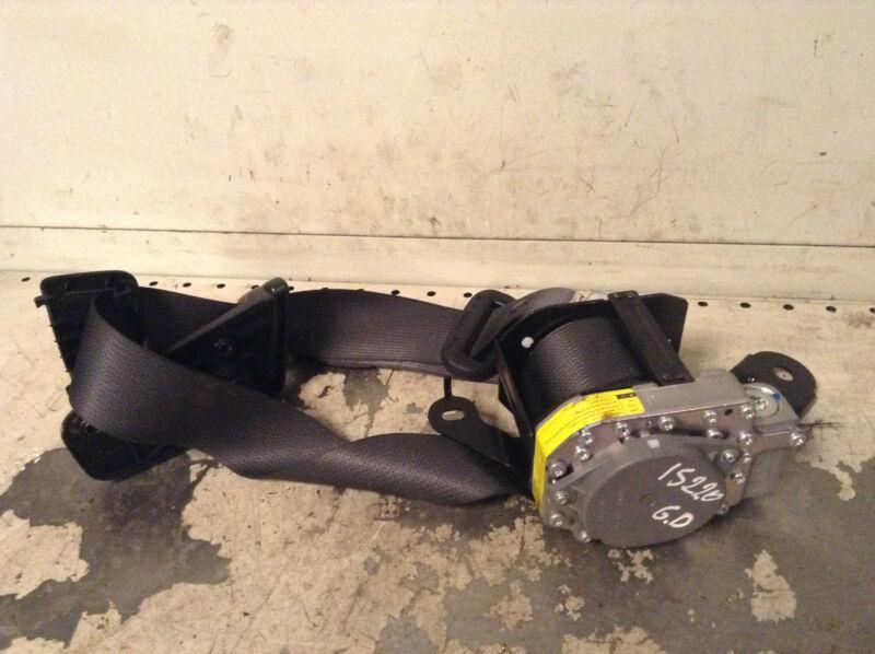 Lexus IS220D IS 220 rear right driver side seat belt 08022007