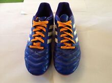2015 adidas FG leather 4US Soccer/Football boots Nike Brassall Ipswich City Preview