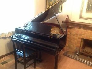 Yamaha C3 Grand Piano Strathmore Moonee Valley Preview