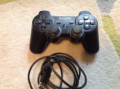 Sony PS3 Wireless controller with charging lead