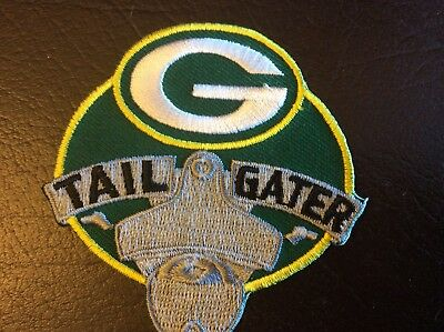 Green Bay Packers Tail Gate Patch Lambeau Field  Green Bay Wisconsin