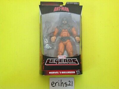 Marvel Legends BULLDOZER figure Ant-Man Left Arm Ultron BAF New WRECKING CREW