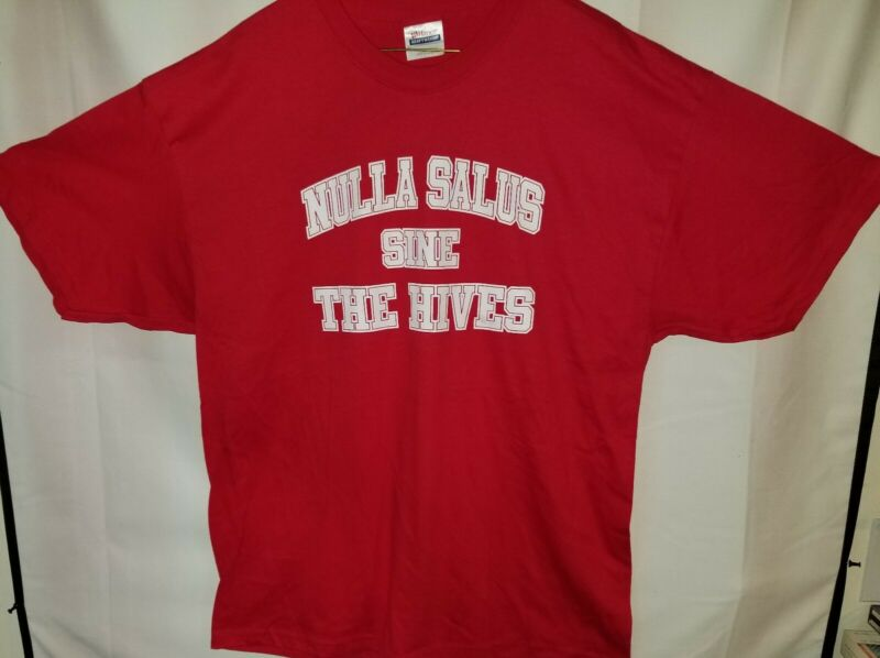 THE HIVES T-Shirt Officially Licensed band merchandise Men