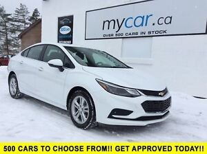 2018 Chevrolet Cruze LT Auto POWER SUNROOF, HEATED SEATS, BAC...