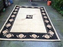 Huge 2000mm X 3000mm Shell Pattern Rug $100 Forest Hill Whitehorse Area Preview