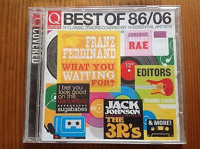 Various CD Q Covered Best of 86/06 (Franz Ferdinand Elbow Travis Flaming Lips