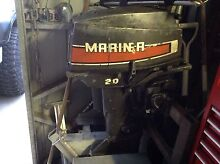 Mariner 20hp outboard Redland Bay Redland Area Preview