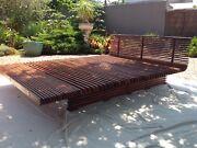 Designer King/Queen bed frame Aspendale Kingston Area Preview