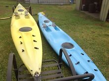 Surf ski's $170 each Broadmeadow Newcastle Area Preview