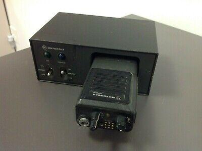 Motorola Mt1000 H44gcu7180an And Vehicle Charger Ntn5438a Parts