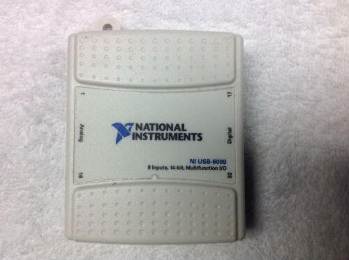 National Instruments NI USB-6009 Multifunction I/O
