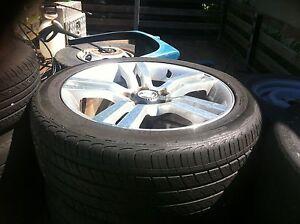 Ve commodore wheels North Tivoli Ipswich City Preview