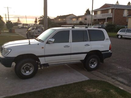 1999 Toyota LandCruiser Wagon GXL heaps of extras  The Entrance North Wyong Area Preview