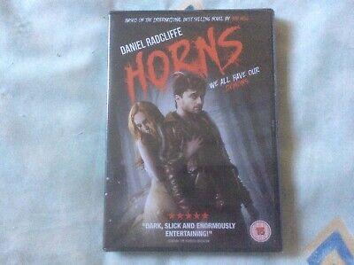 Horns (DVD, 2013)](Daniel Radcliffe Halloween)