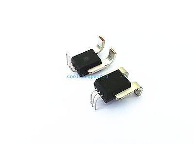 2pcs Acs758lcb-100b-pff-t Hall Effect High Current Sensor