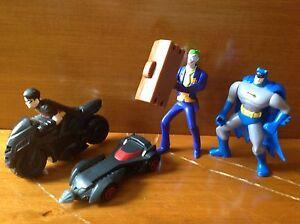 Lot Batman Toy figure