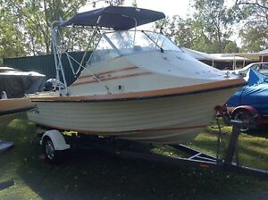 Cruise craft  Reef Raider 16ft 6 Ormeau Gold Coast North Preview