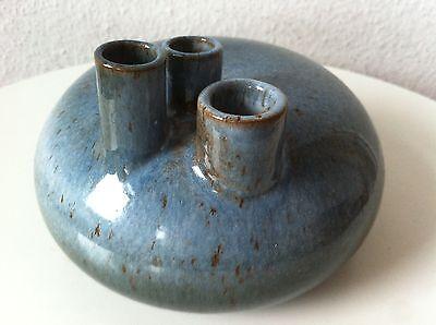 Studiokeramik Keramik Vase 70er 60er , art pottery scheid kuch liebenthron ära