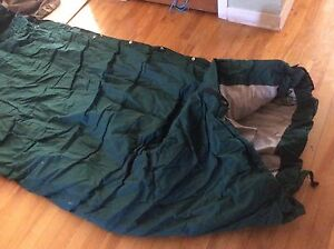 Sac de couchage et camping