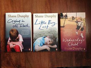 3 X Shane Dunphy True Story Books by Penguin Books     Brand New