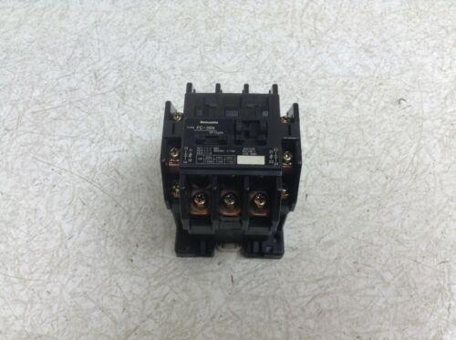 Matsushita FC-35N 3P+2a2b BMR63509 200-220 VAC Coil Starter Contactor FC35N (OK)