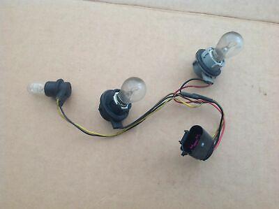 AUDI A5 S5 REAR LIGHT LAMP BULB HOLDER WIRING LOOM N/S PASSENGER LEFT 2007-2013