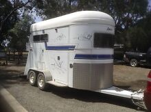 Horse float - Equus extended double SL Beaumaris Bayside Area Preview