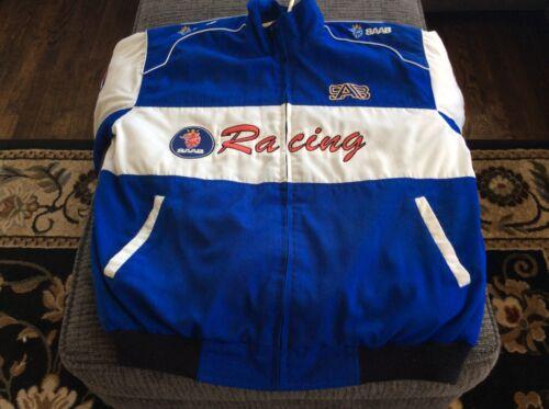 Saab racing jacket XL