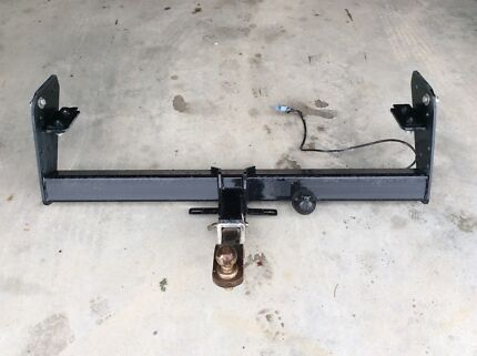 Mazda BT50/Ford Ranger tow bar
