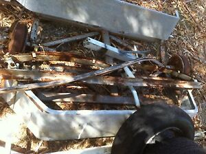 Tandem trailer project Caversham Swan Area Preview