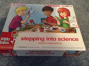 Stepping Into Science Windsor Region Ontario image 1