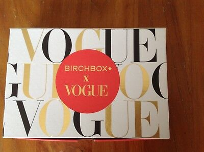 NEW ~ BIRCHBOX ~ VOGUE