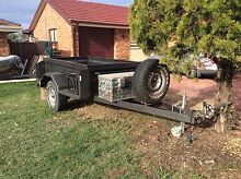 4x4. Off road trailer  12 months rego Erskine Park Penrith Area Preview