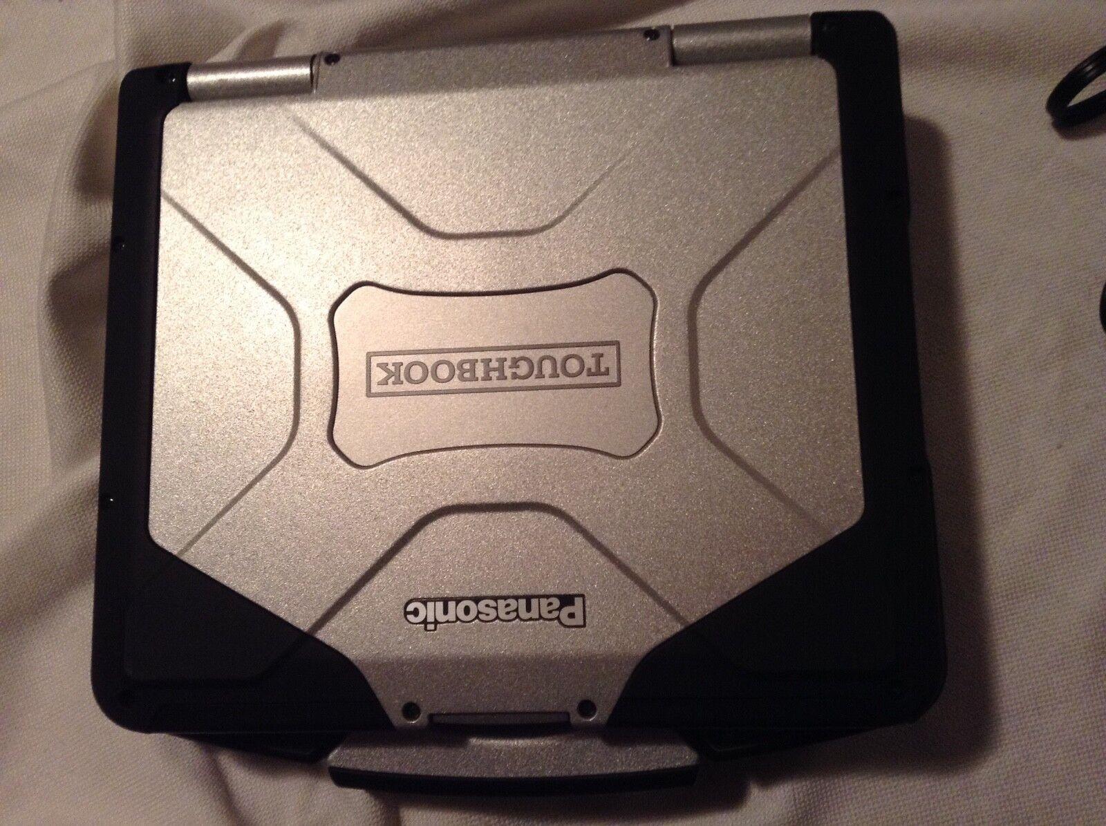 "Panasonic CF-3120451CM Toughbook 31 -13.1""- i5-5300U 2.3GHz 16gb 256GB SSD W7P"