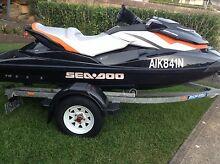 SEA-DOO 2011 gti 155se, GPS, 75hours, reverse and brakes $9000 ONO Hurstville Hurstville Area Preview