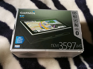 GPS GARMIM NUVI 3597 LMT NEW IN BOX Penrith Penrith Area Preview