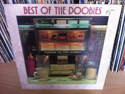 Doobie Brothers - Best Of The Doobies (LP Album Vinyl