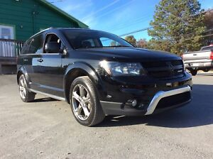 2016 Dodge Journey CROSSROAD AWD  - ONE OWNER AND DEALER MAINTAI