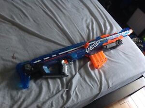 Nerf mega centurion ice edition