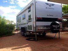JB DREAMLINE 22' Family Bunk Van plus ANNEXE - Pristine Condition! Alice Springs Alice Springs Area Preview