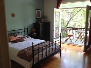 2 Bedrooms Outremont (heating included)