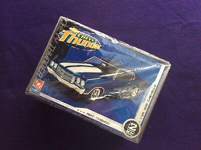 """AMT """"Chevy Thunder"""" 1970 Chevelle model kit"""