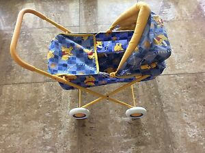 Baby doll prams, cots and high chair Mindarie Wanneroo Area Preview